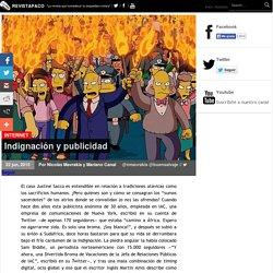 Indignacion y publicidad - La influencia de las masas