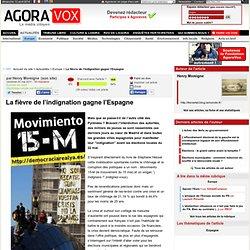 La fièvre de l'indignation gagne l'Espagne