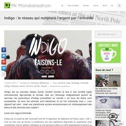 Indigo : le réseau qui remplace l'argent par l'entraide