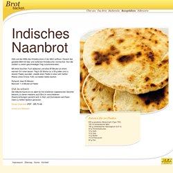 Indisches Naanbrot - Rezeptideen - Brot backen