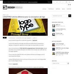 LOGOTYPE un livre indispensable pour les concepteurs de logo.