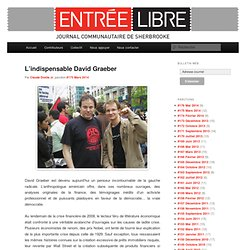 L'indispensable David Graeber