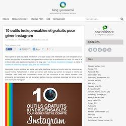 10 outils indispensables et gratuits pour gérer Instagram - YouSeeMii