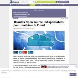 10 outils Open Source indispensables pour maîtriser le Cloud