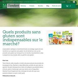 Quels produits sans gluten sont indispensables sur le marché?