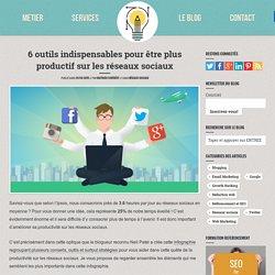 6 outils indispensables pour être plus productif sur les réseaux sociaux