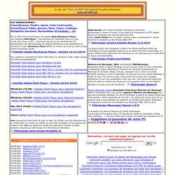 Le top News du Web 10 Indispensables des logiciels les plus téléchargés
