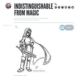 Indistinguishable From Magic