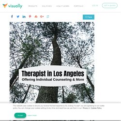 Therapist in Los Angeles – Offering Individual Counseling and More