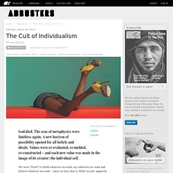 The Cult of Individualism