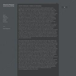 Collectifs d'individualités / Kollektive von Individualisten