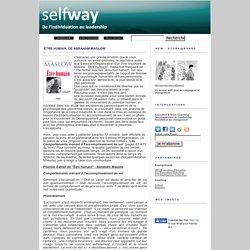 selfway - de l'individuation au leadership