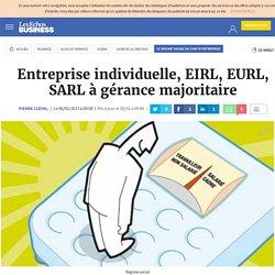 Entreprise individuelle, EIRL, EURL, SARL à gérance majoritaire, Le régime social du chef d'entreprise