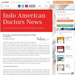 Indo American Doctors News