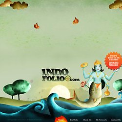 IndoFolio - The Portfolio of Gopal Raju, designer, blogger and founder of Convax Solutions, India.
