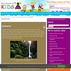 Indonesia Facts for Kids