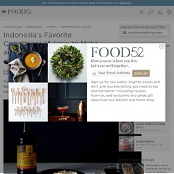 All About Kecap Manis, Indonesia's Favorite Condiment