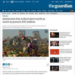 indonesia richest 4