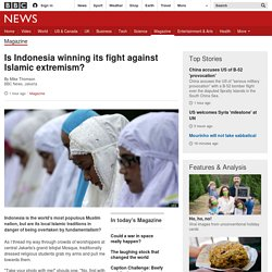 Is Indonesia winning its fight against Islamic extremism?