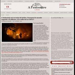 L'Indonésie est en train de brûler. Pourquoi le monde regarde-t-il ailleurs, à la veille de la COP21?