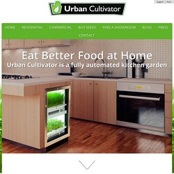 Urban Cultivator - Grow Your Own Herbs