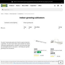 Indoor Gardening Products