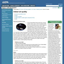 EPA New England Healthy Homes