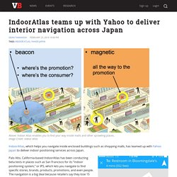 IndoorAtlas teams up with Yahoo to deliver interior navigation across Japan