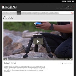 INDURO | Video | Induro PHQ PanHeads