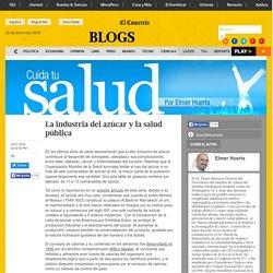 El Comercio (blogs) - La industria del azúcar y la salud pública