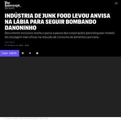 Indústria de junk food dobra Anvisa para seguir bombando Cheetos