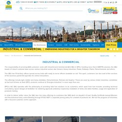 INDUSTRIAL & COMMERCIAL - Bharat Petroleum