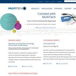 M2M Communications Device Networking & Gateways