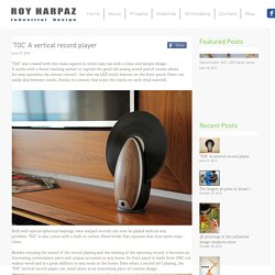 Industrial Design Roy Harpaz