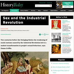 Sex and the Industrial Revolution