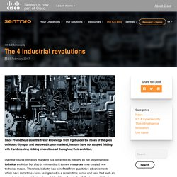 Industrial revolutions: the 4 main revolutions in the industrial world