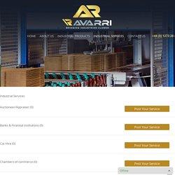 Industrial Services - Ravarri