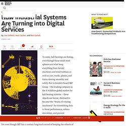 How Industrial Systems Are Turning into Digital Services