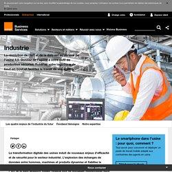 Industrie 4.0 : le digital au service de l'usine du fut
