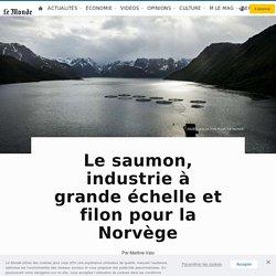 Le saumon, industrie à grande échelle et filon pour la Norvège