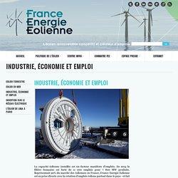 Industrie, économie et emploi