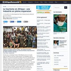 Le tourisme en Afrique : une industrie en pleine expansion