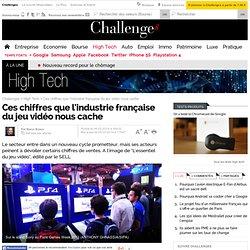 Ces chiffres que l'industrie française du jeu vidéo nous cache