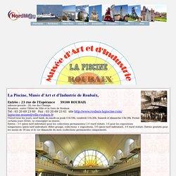Musée d'Art et d'Industrie de Roubaix : La Piscine