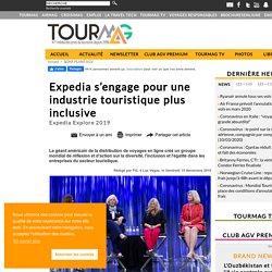 Expedia s'engage pour une industrie touristique plus inclusive