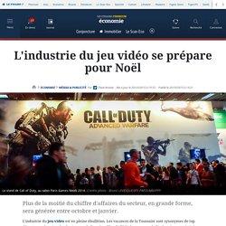 L'industrie du jeu vidéo se prépare pour Noël