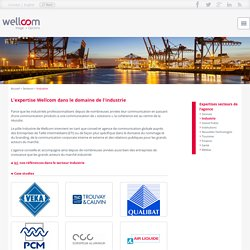 Industrie - Wellcom