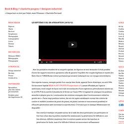 Book & Blog // charlotte poupon // designer industriel: LE SEPTIÈME CIEL EN APESANTEUR (28/02/12)