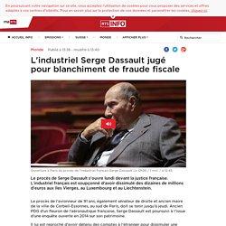 L'industriel Serge Dassault jugé pour blanchiment de fraude fiscale - rts.ch - Monde