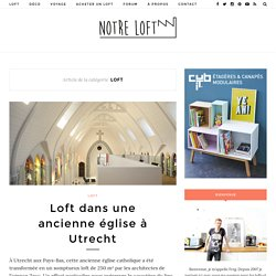 Photos de lofts et ateliers de styles industriel, moderne, vintage ou contemporain